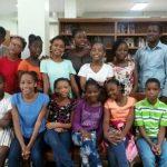 Les jeunes plumes d'Haïti